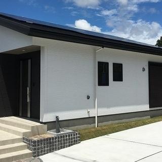伊集院町妙円寺 新築平屋戸建 モデルハウスお譲りします