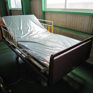 【中古】 介護ベッド パラマウントベッド