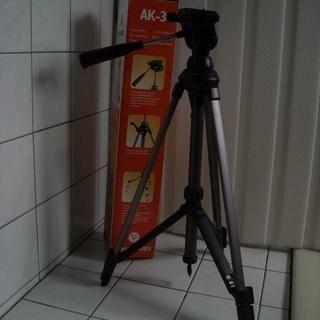 <訳あり> ビデオカメラ用三脚