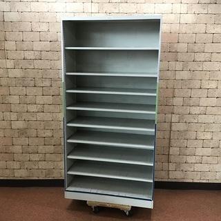 S51 トラスコ 多用途ラック バンラックオープン書庫 W900...