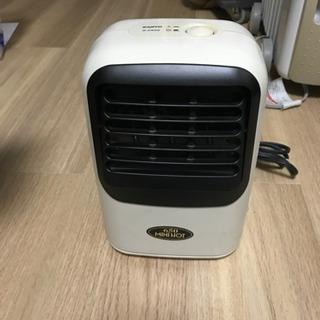 サンヨー 電気温風機の画像