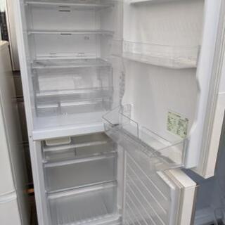 2ドア冷蔵庫 2017年 アクア 275L【安心の3ヶ月保証★送料に設置込】 - 福岡市