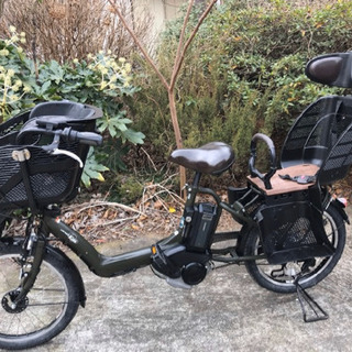 R5E 電動自転車 I81N  ヤマハパスキッス20インチ充電器...
