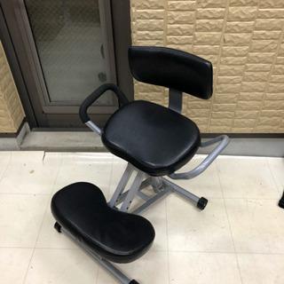 美品 矯正椅子 バランスチェア