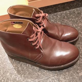 【大処分!!!】 REGAL 革靴 ブラウン