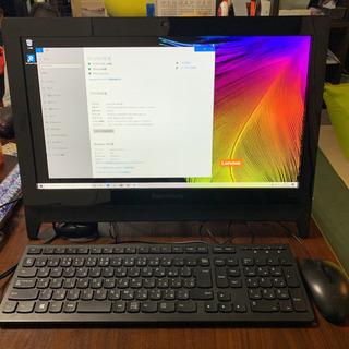Lenovo F0BB0020JP 一体型パソコン 中古