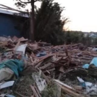 【柱材・木材・建築廃材】を無償で差し上げます。【千葉県いすみ市】