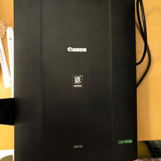 Canon スキャナ フラッドベッド CanoScan LiDE220