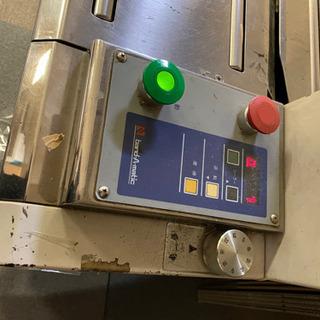 ナイガイ全自動梱包機と半自動梱包機を交換希望