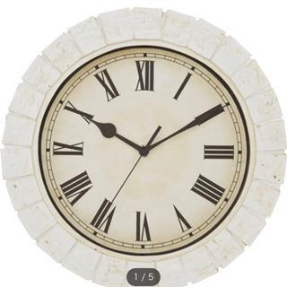 ニトリ 【受付終了】壁掛け時計
