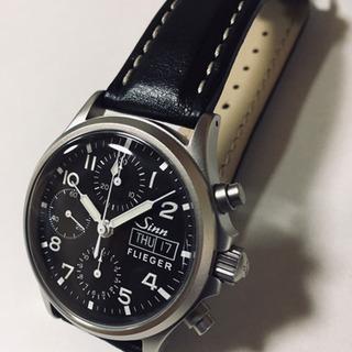 腕時計  SINN  356 FLIEGER  未使用に近い美品❗️
