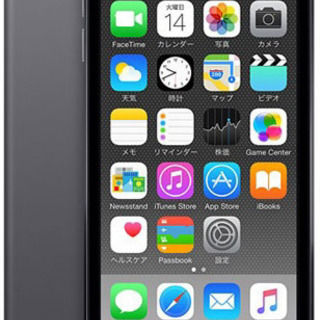 新品未開封 iPod touch (第 6 世代)