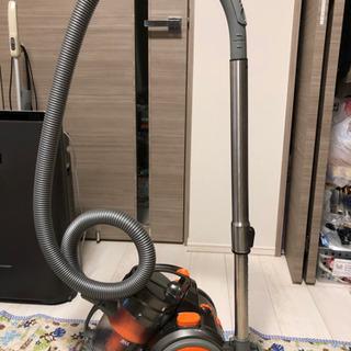 サイクロン式掃除機 ジャンク