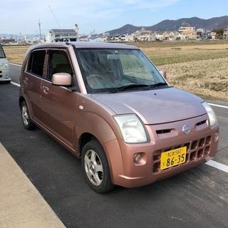総額7.8万円 平成19年式 日産 ピノ S FOUR (HC2...