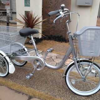 ブリヂストンBW10(三輪車) ほぼ未使用