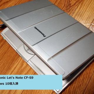 中古 Panasonic S9 core i5 シルバー Off...