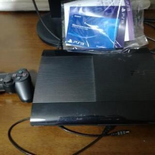 PS3 最新モデル CECH-4300C 500GBモデル