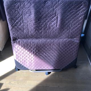 【無料】折り畳みベッド