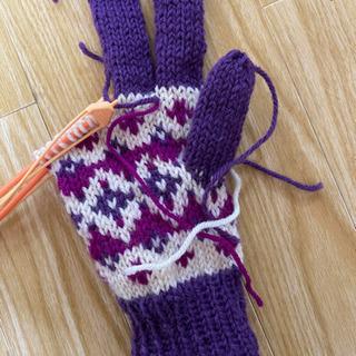 手編み代行