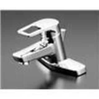 TOTO洗面所用水栓シングル混合水栓(未使用:新品)