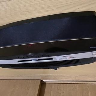 CDプレーヤー/チューナー/スピーカーとiPod/iPhoneド...