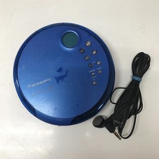 Panasonic ポータブルCDプレーヤー ¥1,000