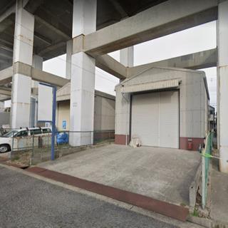 希少前面駐車軽3台可能♫倉庫事務所♫早い者勝ちですよ♫