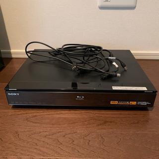 【値下げ】 SONY レコーダー Blu-ray/DVD 視聴可能