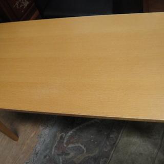 ウサミ木工(帯広) 北の森 リビングテーブル センターテーブル ...