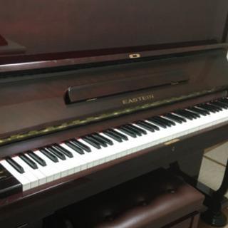 アップライトピアノ  消音機能 イースタイン 国産 手作り