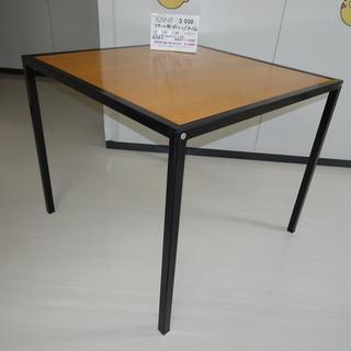 スチール脚ダイニングテーブル(R202-07)