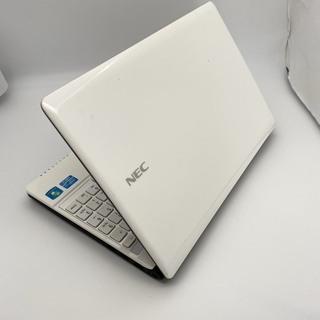 NEC  Corei7 メモリ4GB SSD128GB ノートパソコン マウス付き(数量限定) - パソコン