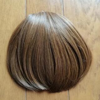 前髪ウィッグ プリシラ