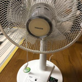 YAMAZEN 扇風機 取りに来ていただける方優先!