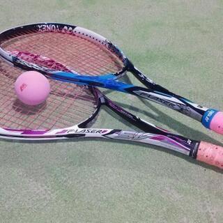 春のジュニアソフトテニス体験スクール開催