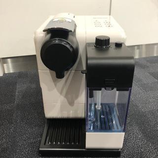 ネスプレッソ コーヒーメーカー F511 WH 2/20までに売...