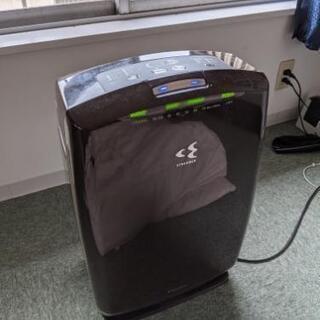 受渡準備中 加湿機能付き空気清浄機