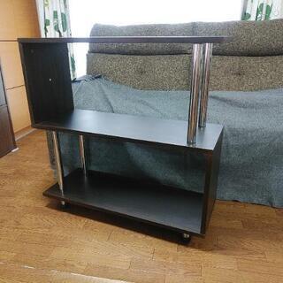 S字のオープンラック 組立家具 - 大阪市