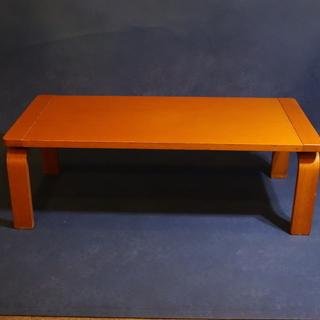 応接用木製テーブル