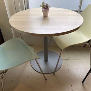 丸テーブル カフェテーブル ダイニングテーブル テーブル …