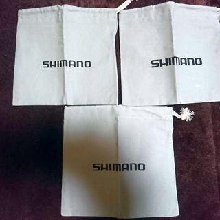 シマノ好きな方へ SHIMANO 巾着袋