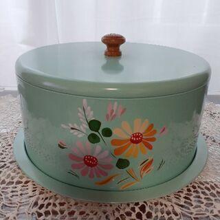 ケーキ入れ(お菓子入れ)