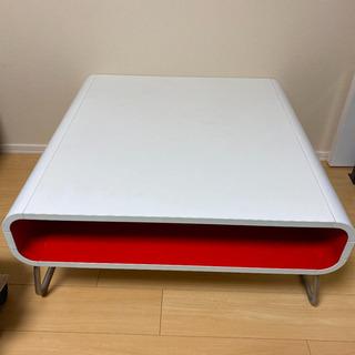 デザイナーズ ローテーブル 正方形 おしゃれ  一人暮らし