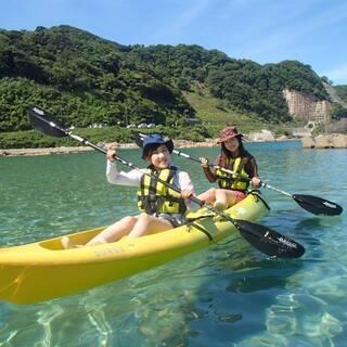 【未経験歓迎!】住み込みOK♪日本海の海でカヌーインストラクター...