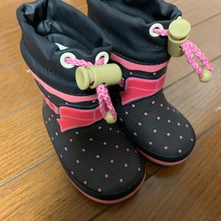 長靴⭐️13cm 女の子 ベビー キッズ