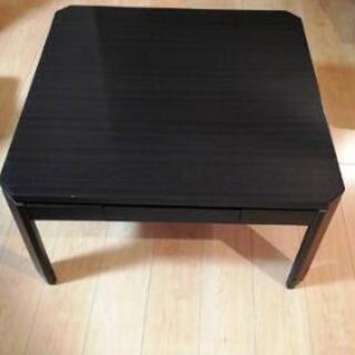 2011年製ニトリのこたつテーブル 80×80