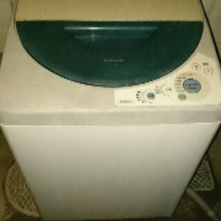 ☆洗濯機☆4.5㌔☆