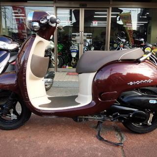 NO.3108 ジョルノ (GIORNO)4サイクルエンジン フューエルインジェクション ブラウンメタリック ☆彡 - バイク