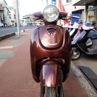 NO.3108 ジョルノ (GIORNO)4サイクルエンジン フューエルインジェクション ブラウンメタリック ☆彡 - 売ります・あげます