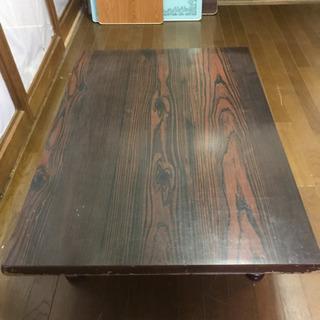 座卓テーブル ②